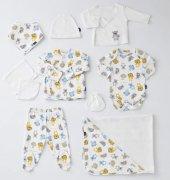 Wonderkids Erkek Bebek 10 Lu Hastane Çıkışı