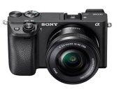 Sony A6300 16 50mm Aynasız Fotoğraf Makinesi