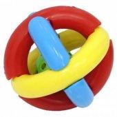 Zuzu Toys Plastik Çıngıraklı Top