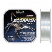 Akajima Scorpion Fluorocarbon Misina 100 Mt 0.23 M...