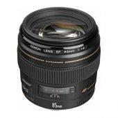 Canon Ef 85mm F 1.8 Usm Objektif