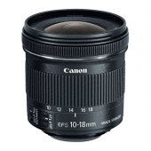 Canon Ef S 10 18mm F 4.5 5.6 Is Stm Objektif