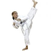 Taekwondo Elbisesi Acemı Beyaz Yaka