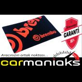 Carmaniaks Brembo Nano Kaydırmaz Ped Crm4026