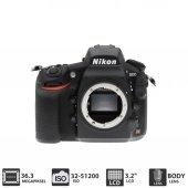 Nikon D810 Body Fotoğraf Makinesi (Karfo Karacasulu Garantili)