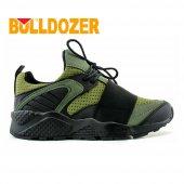 Bulldozer 18270 Nubuk Yazlık Poli Lastikli Bağcıklı Unısex Spor Ayakkabı