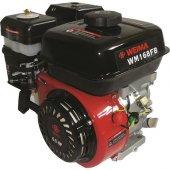 Weıma Wm168fb Q Tek Motor Benzinli Kamalı Düz 6.5hp