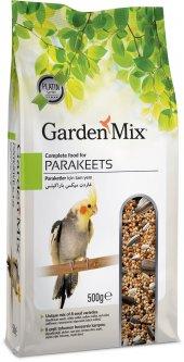 Gardenmix Parekeets Papağan Yemi 500 Gr (10 Adet)