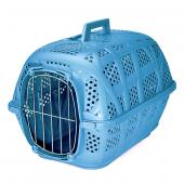 ımac Carry Sport Kedi Köpek Taşıma Çantası Gök Mavisi 48.5x34x32 Cm
