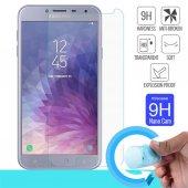 Samsung Galaxy J4 Nano Cam Ekran Koruyucu Kırılmaz Film Okmore