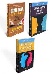 Gizli İkna Taktikleri Kişisel Gelişim Seti 3 Kitap