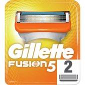 Fusion 5 Yedek 2 Li Tıraş Bıçağı