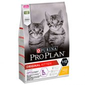 Proplan Orginal Kitten Tavuklu Kedi Maması 3kg