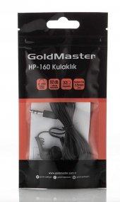 Goldmaster Siyah Kulaklık Hp 160 S
