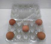 Yumurta Viyolü Şeffaf Plastik Viyol 15' Li Pvc (400 Adet)