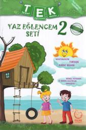 2.sınıf Tek Yaz Eğlencem Seti Palme Kitabevi