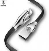 Iphone 6 Baseus Zinc Fabric İphone Lightning Usb K...
