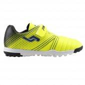 Jump 21974 Erkek Çocuk Halı Saha Spor Ayakkabı Neon Sarı
