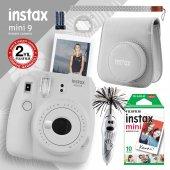 Fujifilm Instax Mini 9 Beyaz Fotoğraf Makinesi Ve Hediye Seti 3
