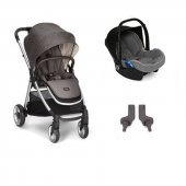 Mamas Papas Armadillo Flip Xt 2 Travel Sistem Bebek Arabası Chest Nut