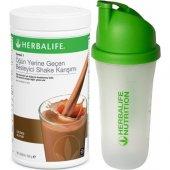 Herbalife Çikolatalı Shake+shaker