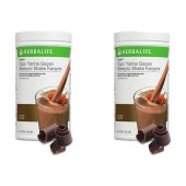 Herbalife 2 Adet Çikolatalı Shake