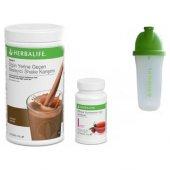 Herbalife Çikolatalı Shake+ahududu Çay+shaker Hediye ..