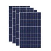 4x275w Polikristal 25 Sene Ömürlü Güneş Paneli Solar 260 Watt
