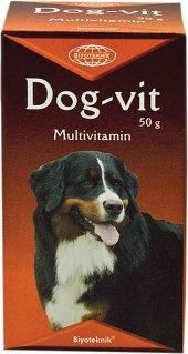 Biyoteknik Dog Vit Köpekler İçin Multivitamin