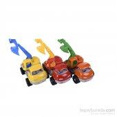Zuzu Toys Kamyon Kepçe 0042