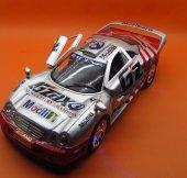 Uzaktan Kumandalı Şarjlı Mercedes Yarış Arabası 2558