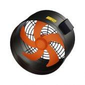 Fanexfan Dıştan Rotorlu Kanal Tipi Aksiyal Fanlar Drpkt 250