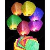 Dilek Feneri Dilek Balonu Uçan Balon 5 Adet