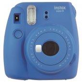 Fujifilm İnstax Mini 9 Mavi Kompakt Foto Mak.