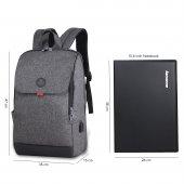 My Valice Smart Bag Business Usb Şarj Girişli Akıl...