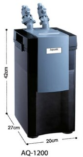 Aquanıc Dış Filtre 950 L H