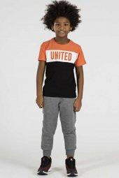 Tommy Life Basic United Turuncu Çocuk Tshirt