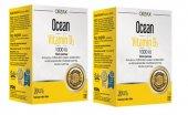 Ocean Vitamin D3 1000 Iu 20 Ml Oral Sprey 2li Paket