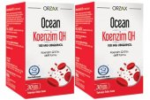 Ocean Koenzim Qh 100 Mg 30 Kapsül 2li Paket