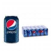 Pepsi Kutu 330 Ml (24 Adet)