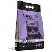 Lindo Cat Bentonit Topaklanan Argan Yağı Ve Lavanta Kokulu İnce T