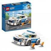 Lsc60239 Polis Devriye Arabası City +5 Yaş Lego 92 Pcs