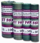 Jet Fax Kağıdı 15mx210mm