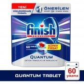 Finish Powerball Quantum Bulaşık Makinası Tablet 60 Adet
