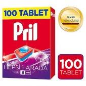 Pril Bulaşık Makinası Tablet 100 Adet