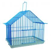 Hamster&kuş Taşıma Kafesi 20x14x18cm Karışık Renk