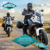 Cf Moto 650 Mt Abs Motosiklet *uğur Mondial Güvenc...