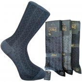18132 2 Rambutan Modal Erkek Çorabı No 41 44