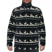 Thermoform Fermuarlı Polar Sweat Shirt M