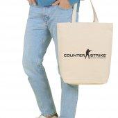 Angemiel Bag Büyük Counter Strike Alışveriş Plaj B...